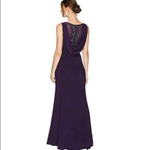 Dresses & Skirts - Adrianna Papell long Jersey Bead Back Gown.